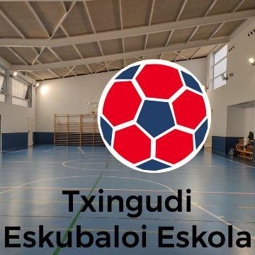 Txingudi Eskubaloi Eskola Instalazioak
